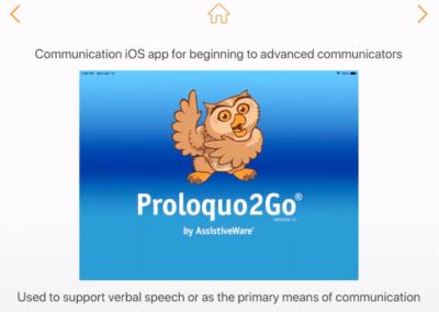 Proloquo Basics