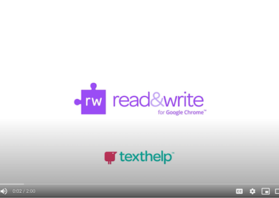 Read and Write – Introduction & Cheat Sheet