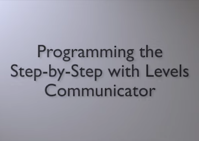 Step by Step – How to Program