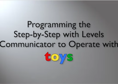 Step by Step – How to Program to Play with Toys